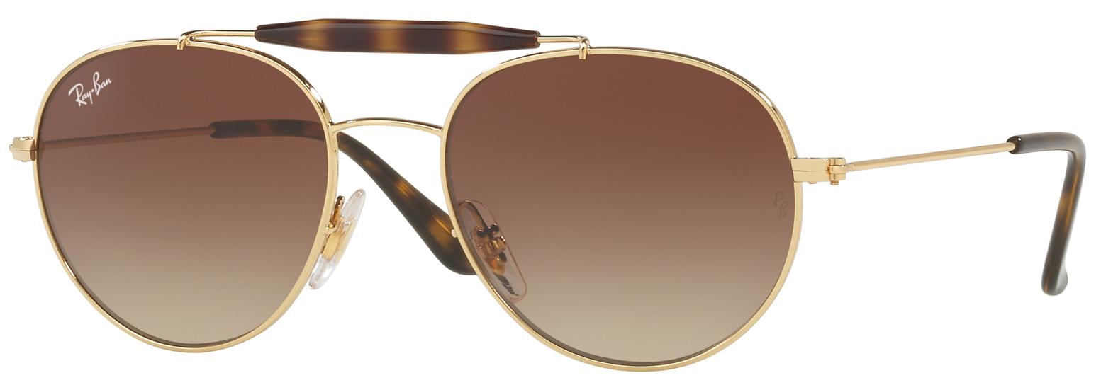 e589875ca0c Eyewear for Kids - Brown Ray-Ban - Optiwow