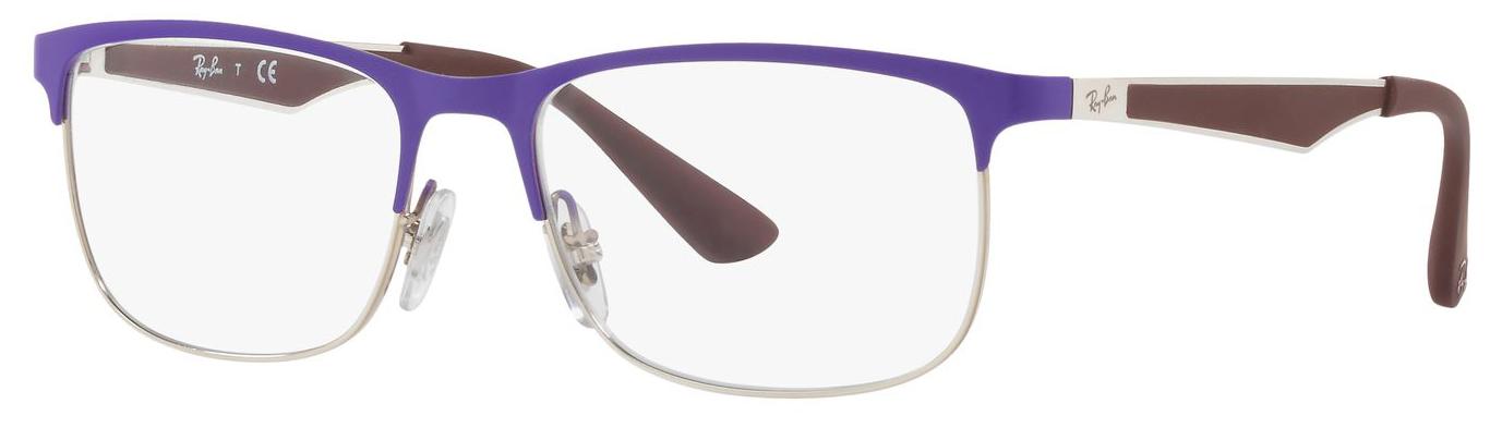 625d5c7956e Eyewear for Kids - Purple Ray-Ban - Optiwow