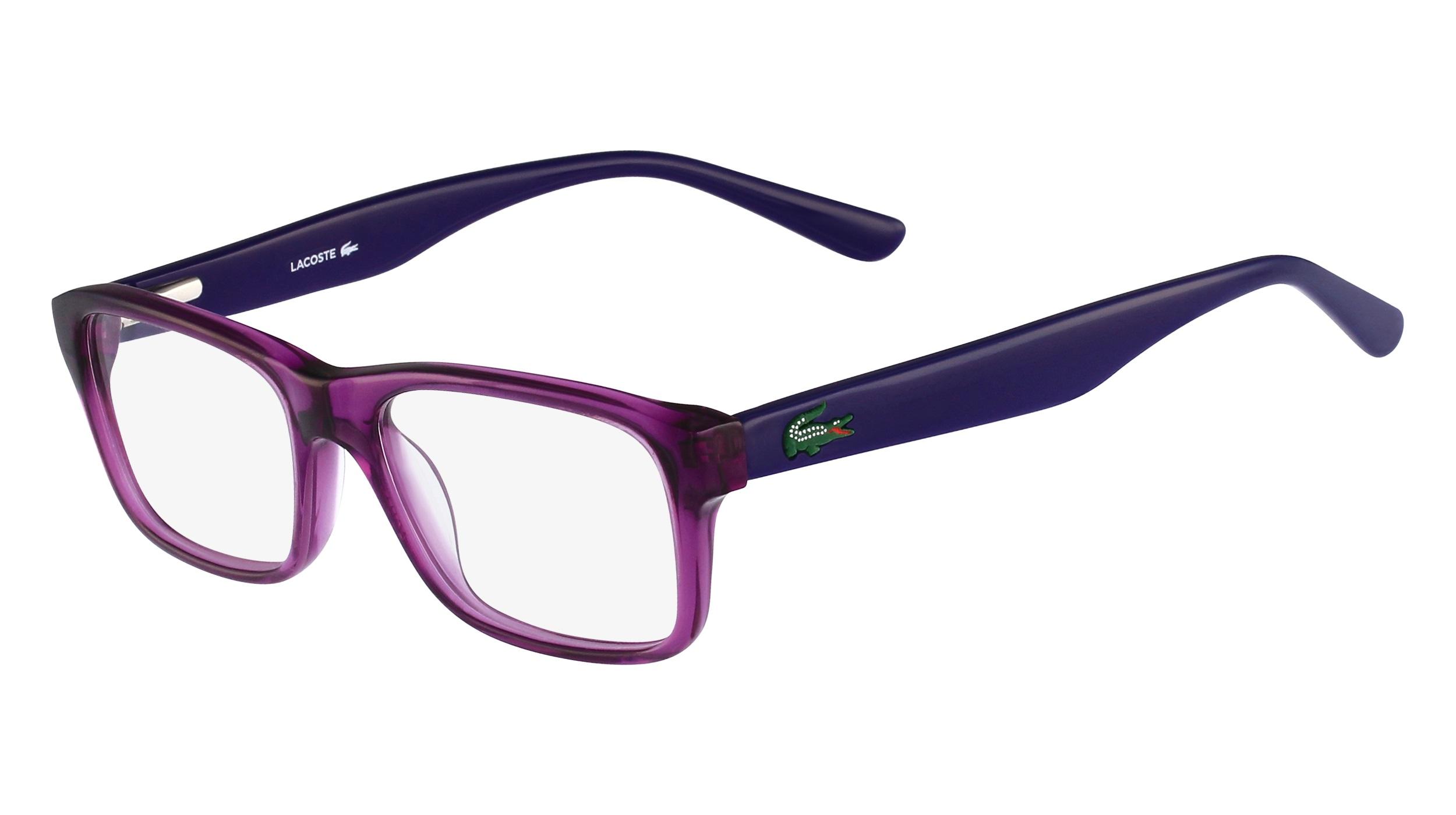 4af93a21f60 Kids Glasses - Girl Lacoste - Optiwow