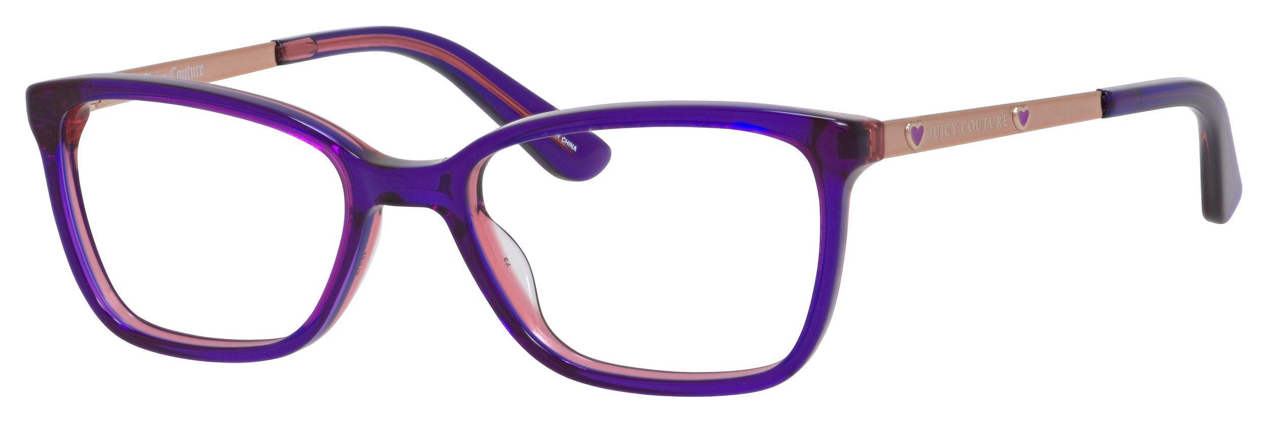 26e028e670a Eyewear for Kids - Girl Purple - Optiwow