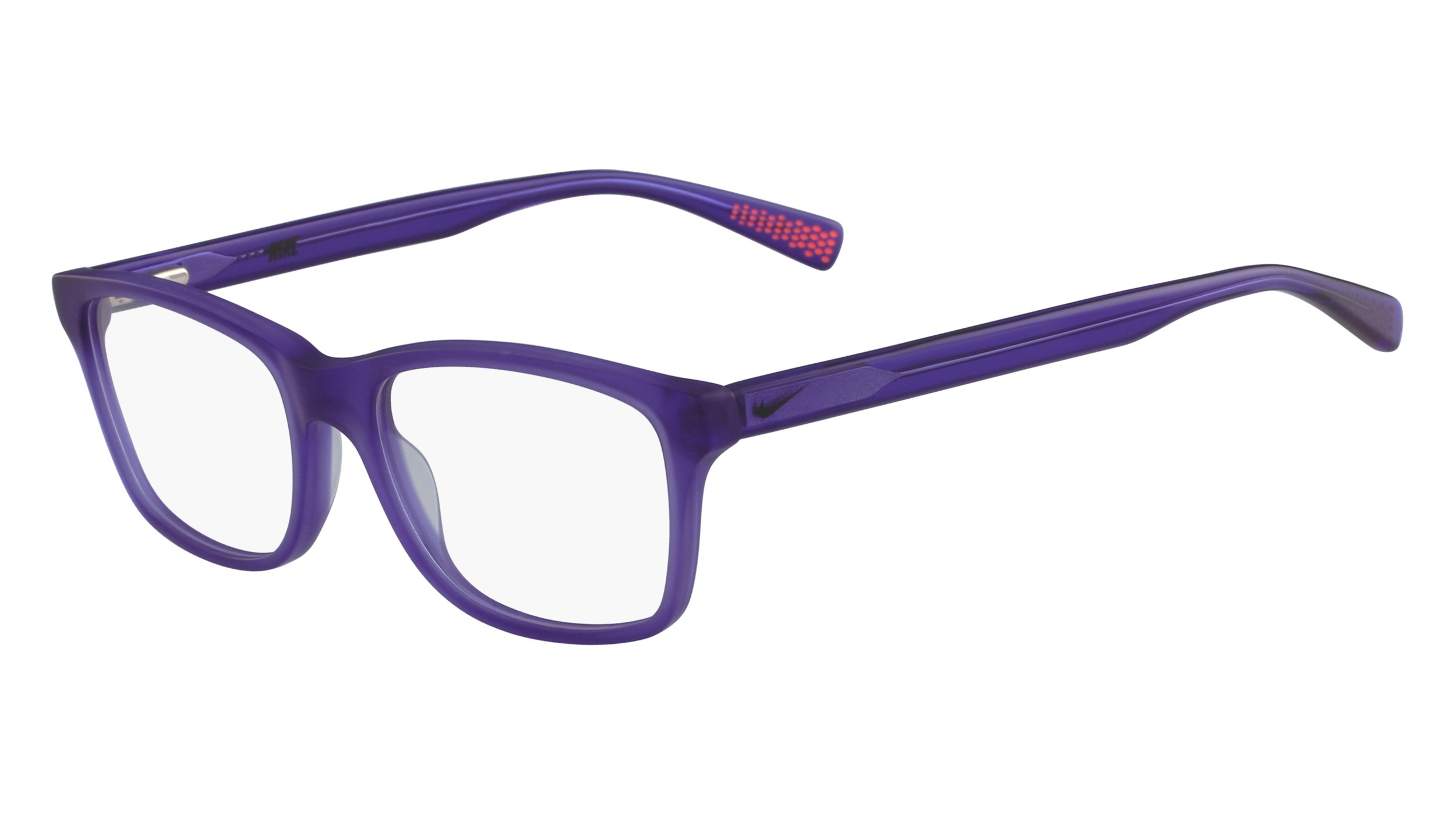 df1027fdb1bc Nike 5015-500 Kids Eyeglasses Court Purple Nike5015-500 - Optiwow