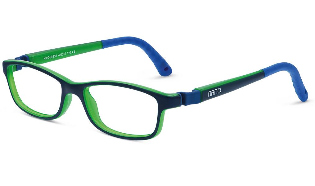 d578b0aff84 Kids Glasses - Green 11-13 years - Optiwow