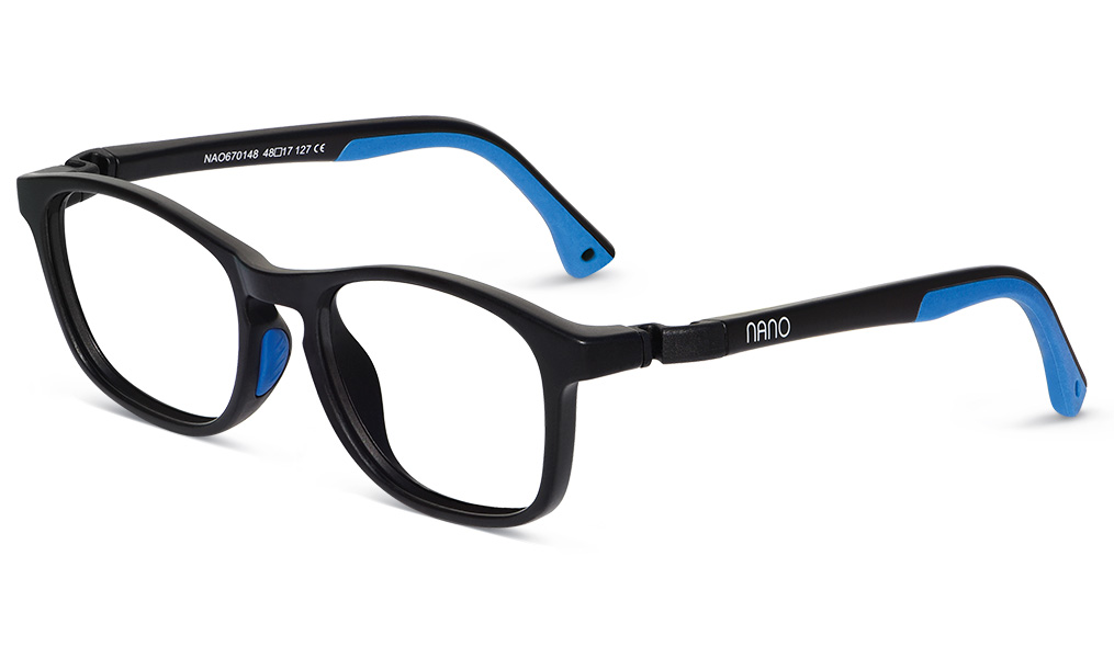 bdd3ea3949f Eyewear for Kids - Blue Nano Vista - Optiwow