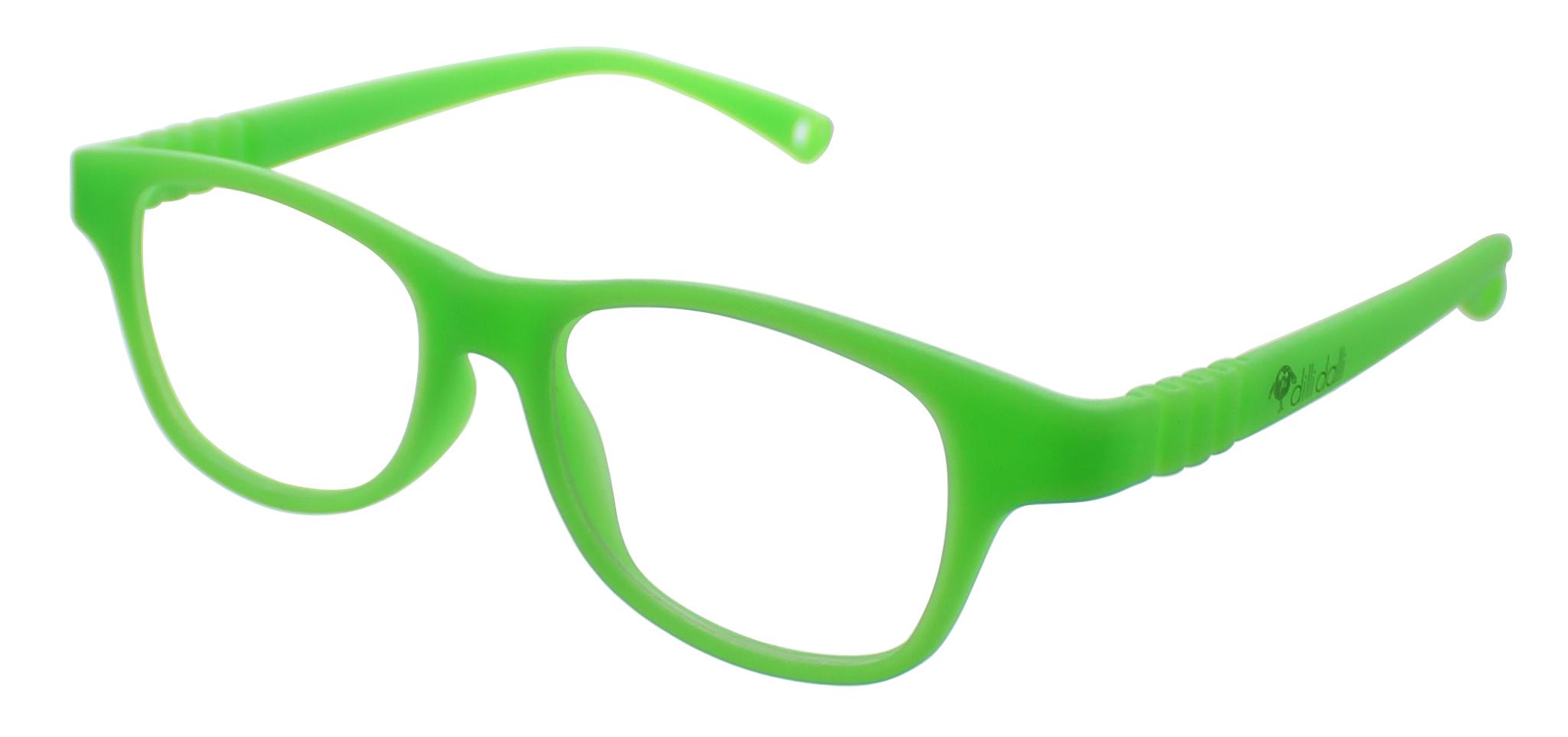 572f4c5d72d Kids Glasses - Green - Optiwow