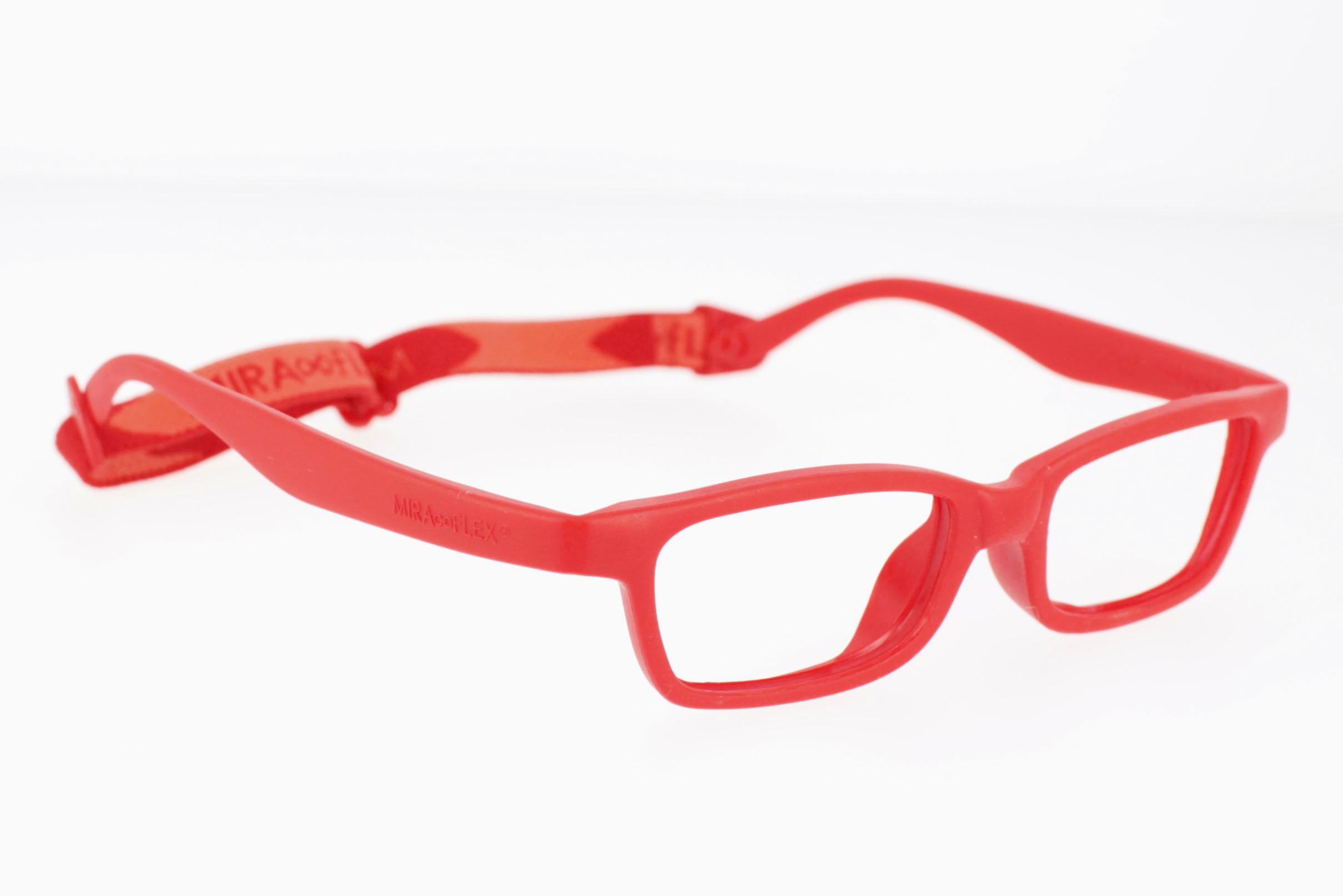 06e2a8561af Miraflex Mayan 39 Eyeglasses Red-I Mayan 39-I - Optiwow