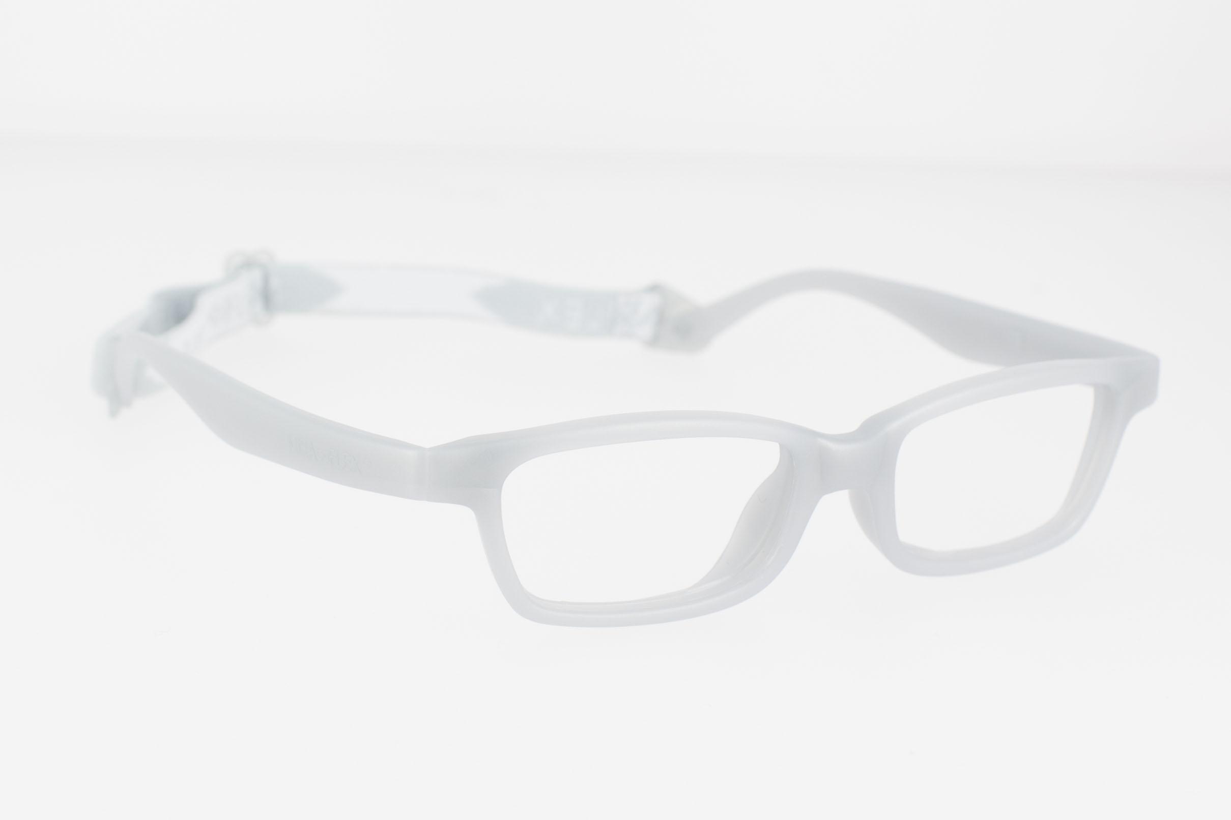 57c98fa9c60 Miraflex Mayan 39 Eyeglasses Clear Grey-JC Mayan 39-JC - Optiwow