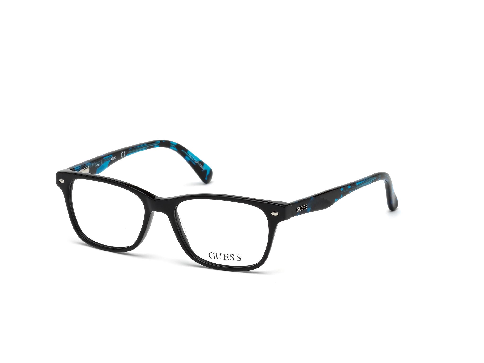 e0cd197f046 Guess Kids GU9172 Eyeglasses Shiny Black 001 Guess GU9172 001 - Optiwow