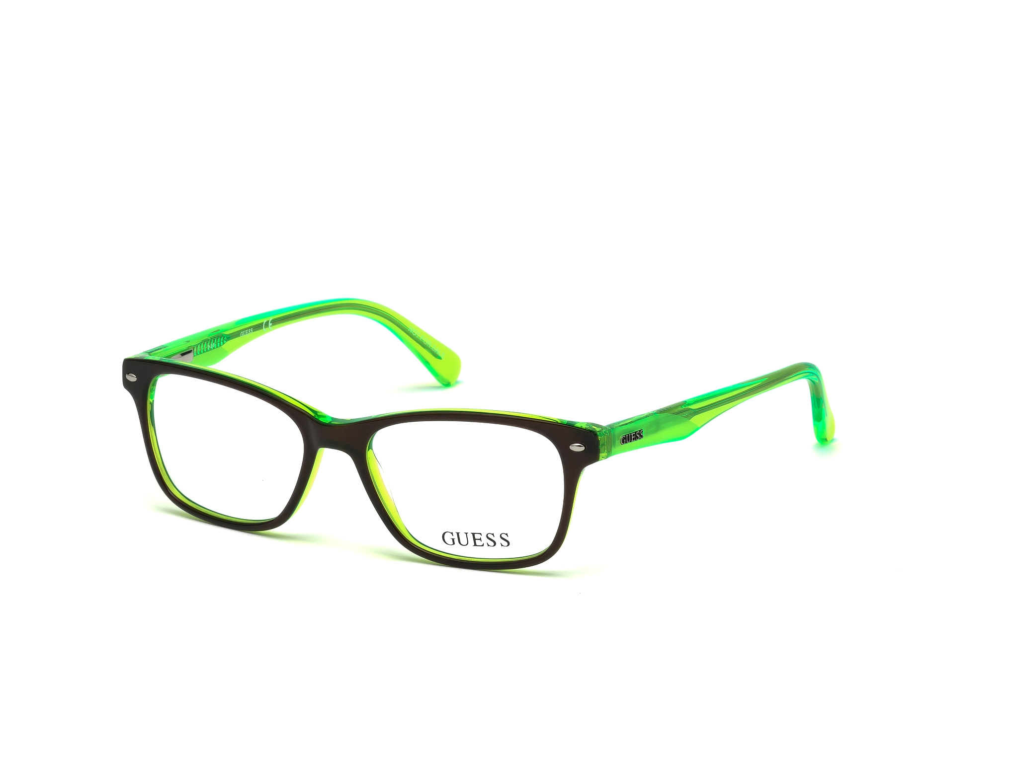 da6f0ef644 Guess Kids GU9172 Eyeglasses Light Green 095 Guess GU9172 095 - Optiwow