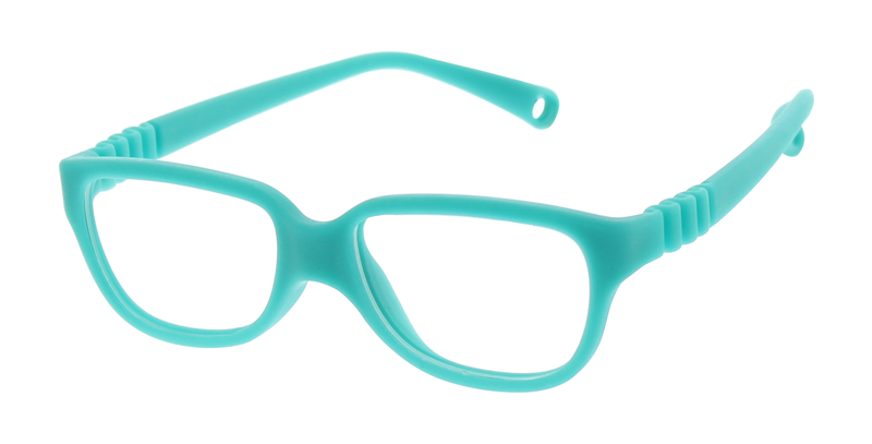 beedf8a1958 Kids Glasses - Boy Teal Turqoise - Optiwow