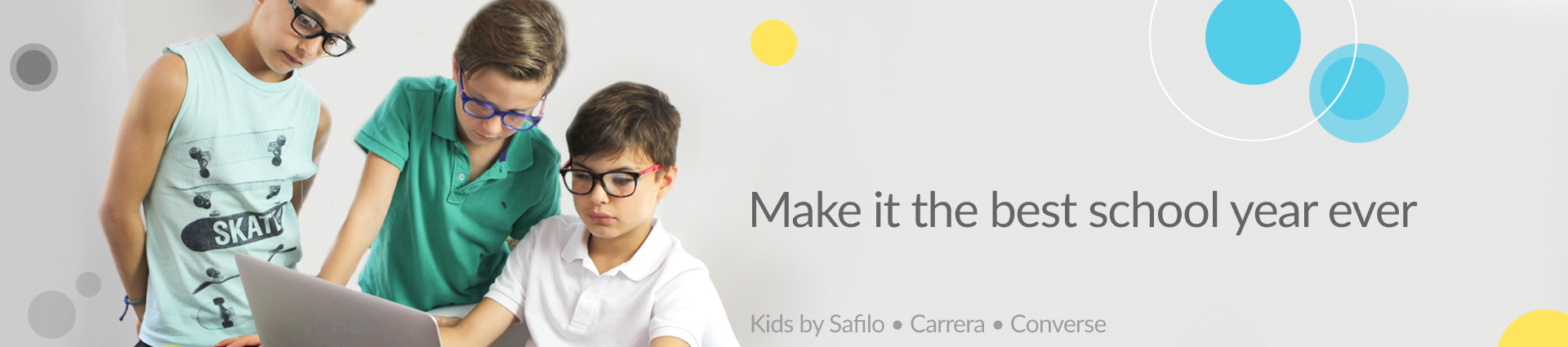 Kids By Salifo - Carrera - Converse