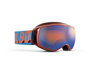 Julbo J75312787 Echo Kids Prescription Ski Masks Orange/Blue