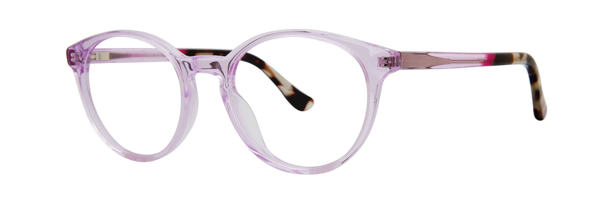 Eyeglasses Kensie Splatter Purple