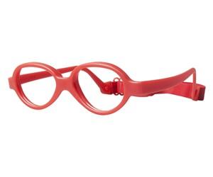 Miraflex Baby One 37 Eyeglasses Red Pearl-IP