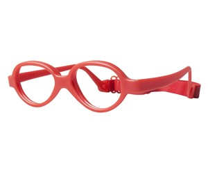 Miraflex Baby One 44 Eyeglasses Red Pearl-IP