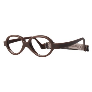 Miraflex Baby One 44 Eyeglasses Milk Chocolate-M
