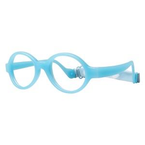 Miraflex Baby Lux Eyeglasses Light Blue-E