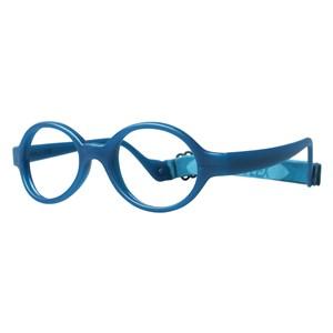Miraflex Baby Lux Eyeglasses Dark Turquoise-VM