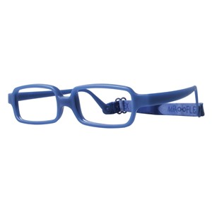Miraflex New Baby 1 Eyeglasses Dark Blue-D