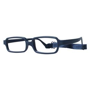 Miraflex New Baby 1 Eyeglasses Navy Blue-DS