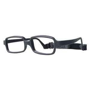 Miraflex New Baby 1 Eyeglasses Dark Gray-J