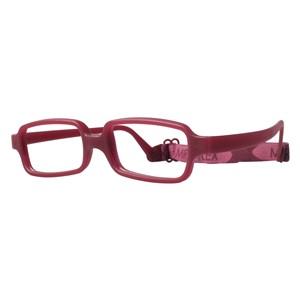 Miraflex New Baby 1 Eyeglasses Burgundy-K