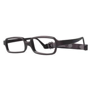 Miraflex New Baby 1 Eyeglasses Dark Brown-MM