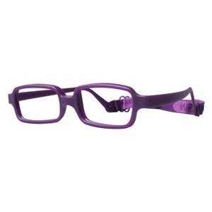 Miraflex New Baby 1 Eyeglasses Plum-P