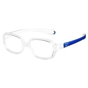 Kids By Safilo Sa0002 Eyeglasses Crystal Blue 0R85