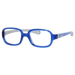 Kids By Safilo Sa0003 Eyeglasses Blue Gray 0GUS