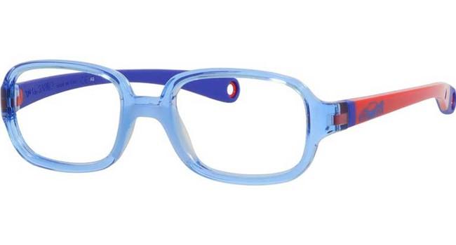 Kids By Safilo Sa0003/N Eyeglasses Blue Red White 08RU