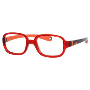 Kids By Safilo Sa0003/N Eyeglasses Red 0C9A
