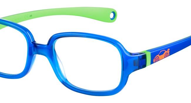 Kids By Safilo Sa0003 Eyeglasses Blue Green 0R87