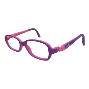 Nano NAO50130 Re-Paly Kids  Eyeglasses Purple/Pink Eye Size 44-15