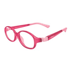 Nano NAO51344 Popping Kids Eyeglasses Pink/Pink Eye Size 44-15