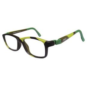 Nano NAO57346 Crew Kids Eyeglasses Camouflage/Green Eye Size 46-17