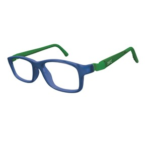 Nano NAO57646 Crew Kids Eyeglasses Blue/Green Eye Size 46-17