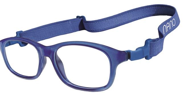Nano NAO52646 Arcade Kids Eyeglasses Blue Marine/Blue Marine Eye Size 46-17
