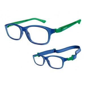 Nano NAO52146 Arcade Kids Eyeglasses Blue/Green Eye Size 46-17