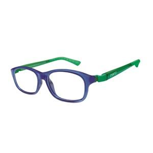 Nano NAO52148 Arcade Kids Eyeglasses Blue/Green Eye Size 48-17