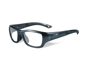 Wiley X Youth Force WX Flash YFFLA03  Eyeglasses Graphite/Black
