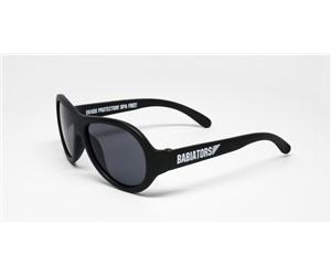 Babiators Aviator Junior BAB-001 Baby Sunglasses Black Ops Black
