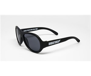 Babiators Aviator Junior BAB-001 Baby Sunglasses Black Ops Black