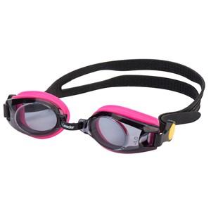 2faf5ea6ae3 Leader Vantage Eyeglasses Ready to Wear Rx Swim Goggles Junior Black ...