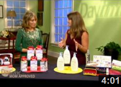Daytime Features Optiwow on Mom Approved Segment