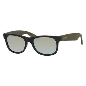Polaroid Kids P 0115/S Sunglasses Polarized Black/Khaki-0TCG-JB