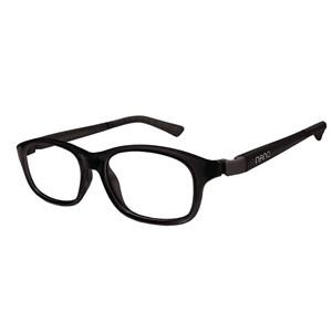 Nano NAO52946 Arcade Kids Eyeglasses Black/Black Eye Size 46-17