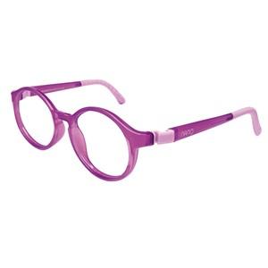 Nano NAO600144 Breakout Kids Eyeglasses Purple/Violet Eye Size 44-16