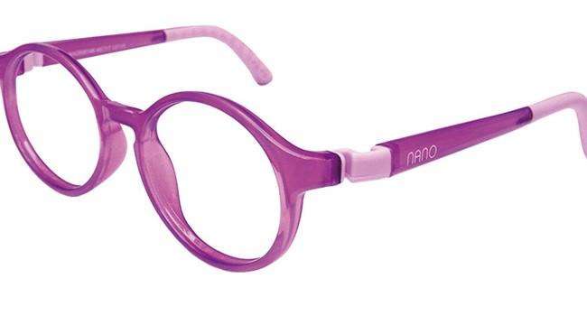 Nano NAO600146 Arkanoid Eyeglasses Purple/Violet