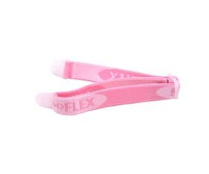 Miraflex Elastic Band  Eyeglasses EBBCP Clear Pink Pearl