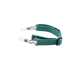 Leader Sport Bands Eyeglasses Holder Turquoise